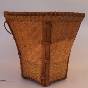 Garo Bamboo Container.